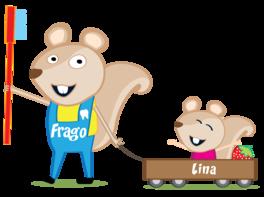Frago et Lina
