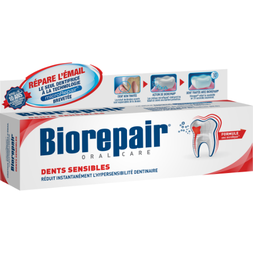 DENTIFRICE DENTS SENSIBLES