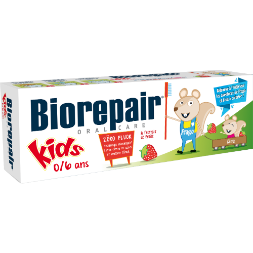 DENTIFRICE KIDS 0/6 ANS