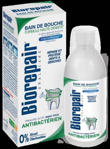 Biorepair® Antibacterial Mouthwash